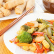 Asian Stir Fry — Stock Photo #19709407