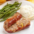 meat loaf&quot — Stock Photo