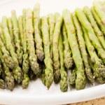 Roasted Asparagus — Stock Photo #19711785