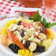 Постер, плакат: Mediterranean Chicken and Pasta