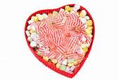 Valentine Candy — Stock Photo