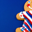Gingerbread Man — Stock Photo #22427165