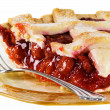 Cherry pie — Stock Photo #22937752