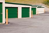 Edificio de almacenaje del metal — Foto de Stock