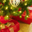 Christmas Tree and Presents — Stock Photo #24675285