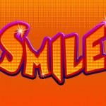 Постер, плакат: Word Smile