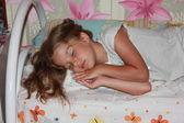Schlaf — Stockfoto