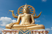 Big Buddha statue — Stockfoto