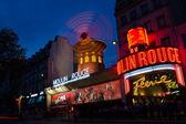 Moulin Rouge cabaret — Stock Photo