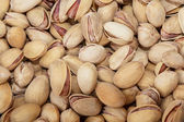 Roasted and salted pistachios — Stock Photo