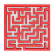 3D Maze — Stock Photo #26266565