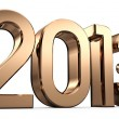 3d new year 2013 — Stock Photo #26280891