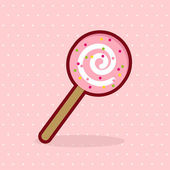 Sweet candy — Stock Vector