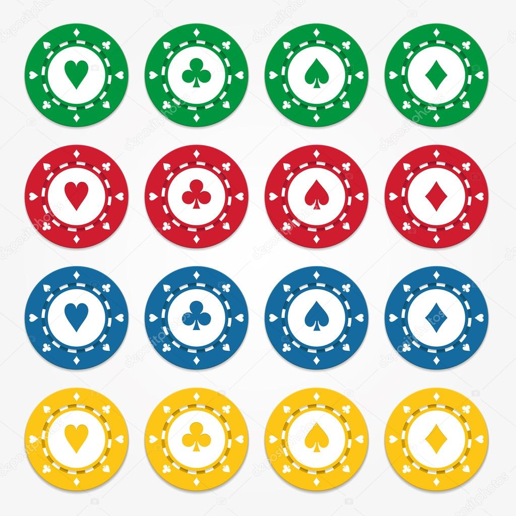 texas poker chips