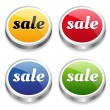 Sale tags collection. Icons set — Stock Vector #27402711