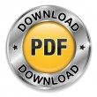 PDF download button — Stock Vector #27458237