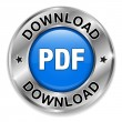 PDF download button — 图库矢量图片