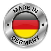 Made in Germany label — Stock Vector