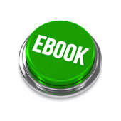 Electronic book button — Stock Photo