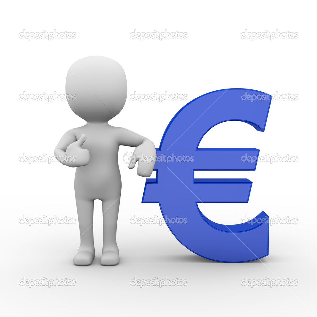 http://st.depositphotos.com/2036511/3777/i/950/depositphotos_37772265-3d-human-euro-symbol-blue-business-money.jpg