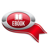 Bouton ebook — Vecteur