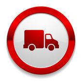 Truck icon — Stock Vector