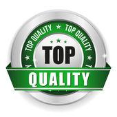 Top quality badge — Wektor stockowy