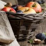 Fresh various fruits — Stock Photo #20035121