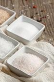 Rose salt — Stock Photo