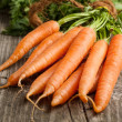 Fresh carrots — Stock Photo #20045331