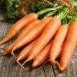 Постер, плакат: Fresh carrots