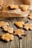 Homemade sugar cookies — Stock Photo