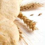 Pita bread with ears — Stock Photo