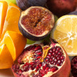 Group of fresh fruits — Stock fotografie #31355041