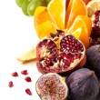 Group of fresh fruits — Stock Photo #31355395