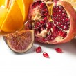Group of fresh fruits — Stock fotografie #31355701