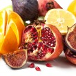 Group of fresh fruits  — Stockfoto #32243031