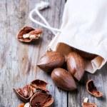 Pecan nuts — Stock Photo #44337151