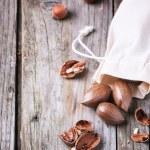 Pecan nuts — Stock Photo #44600781