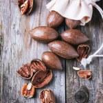 Pecan nuts — Stock Photo #44745097