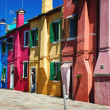 Colorful houses on Burano — Stock Photo #46391671