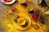 Mix of spices — Stock Photo