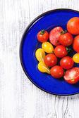 Mix of tomatoes — Stockfoto