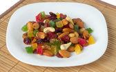 Frucht-Bonbons multi-colored — Stockfoto