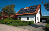 Solar energy — Fotografia Stock