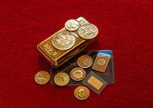 Oro — Foto Stock