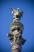 Statue of Christopher Columbus — Stock Photo