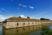 Fort Monroe National Monument — Stock Photo
