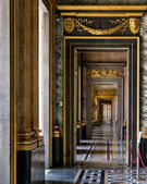 Koninklijk paleis van caserta — Stockfoto