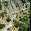 Sothern Italian mountain road — Stock Photo